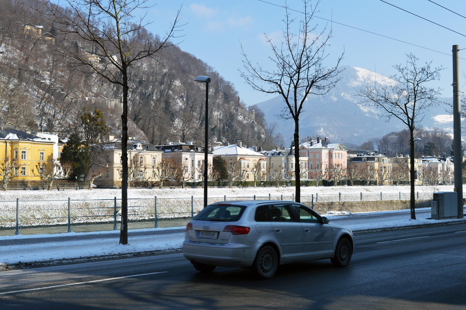 A photograph that doesn't remotely do Salzburg's beauty justice