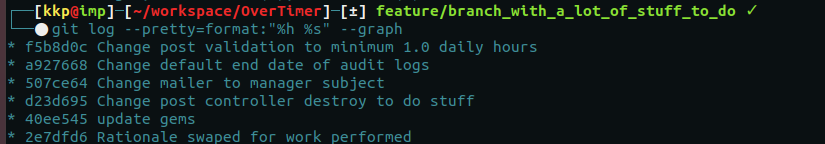 How to better organize your git commits 2n it sp  z o o