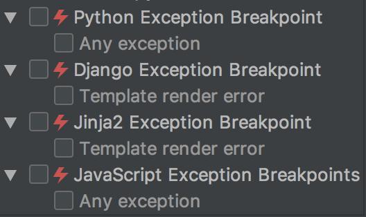 IDE debugger