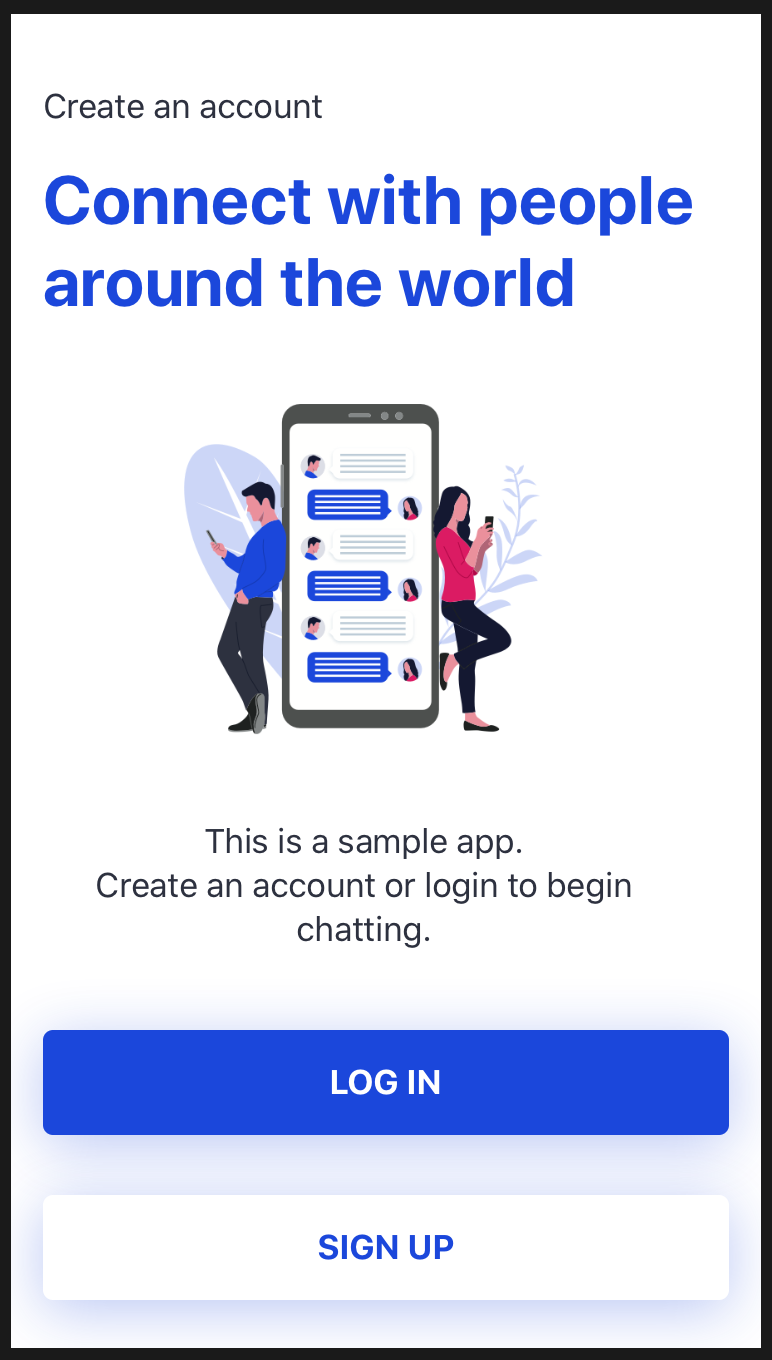 Your first SwiftUI screen!