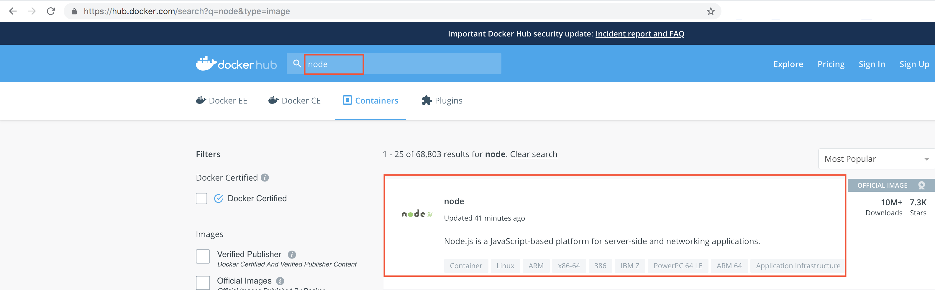 A crash course to the most important Docker concepts and