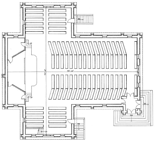 Church Blueprint