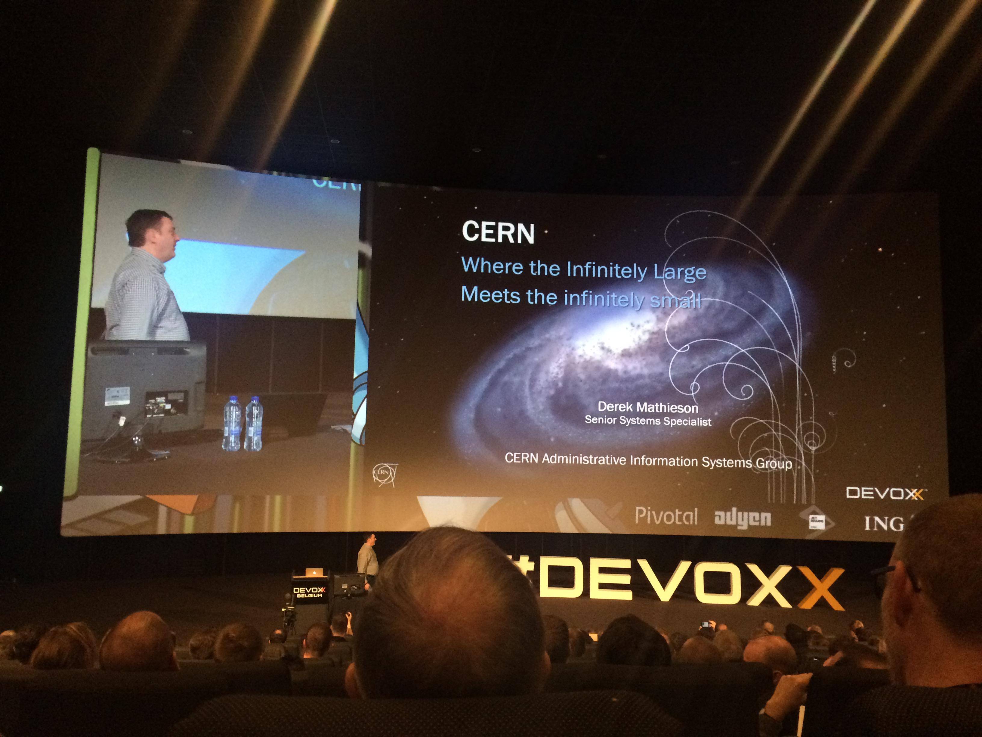 CERN, from an IT Perspective